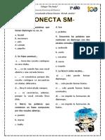 Anexo 5 Ficha Conecta Sm Concurrencia 1ro Sec