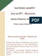 Proyecto Detector de Humo