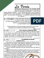 La Vertu Volume1 Issue15