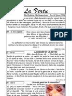 La Vertu Volume1 Issue18