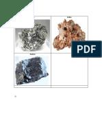 Minerales Mal