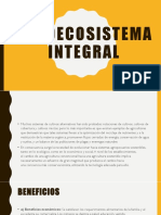 Agroecosistema Integral