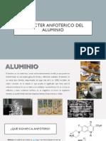 Carcter Anfotero Del Aluminio 2