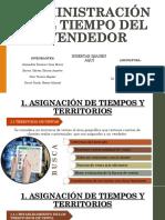 Administración Del Tiempo Del Vendedor (1)