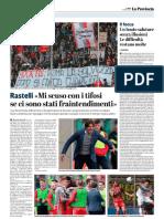 La Provincia Di Cremona 11-03-2019 - Rastelli