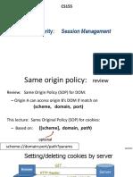 4 Web Session Management