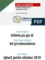 Tutorial DL SIBIMA Konstruksi (Jambi)