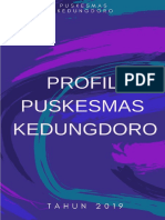 Profil Pkm Kedungdoro 2019