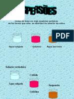 Química PPT - Dispersões I