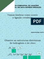 Química PPT - Dispersões II