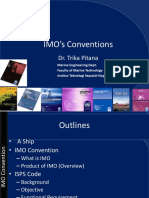 Marine Safety 3.1 IMO Convention