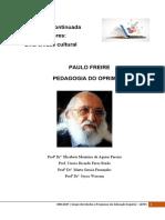 Paulo Freire - Formação Continuada de Professores