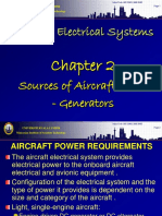Aircraft Electrical System Chapter 2 - Generator Rev 1.1