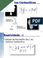 Química PPT - Carbonilas