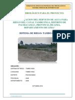 HIDROLOGIA CANAL TAMBO INGA.pdf