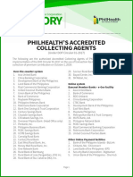 Collectiong Agents