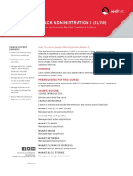 RED HAT OPENSTACK ADMINISTRATION I (CL110)_Datasheet.pdf