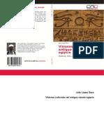 LÓPEZ SACO, J., Visiones culturales del antiguo mundo egipcio. Historia, mito, arte y religión, EAE-OmS., Beau Basin, 2019 (ISBN 978-3-659-01181-8).pdf