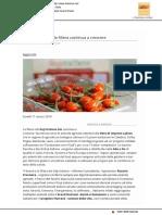 Il Goji italiano continua a crescere - Italia fruit.net, 11 marzo 2019