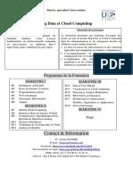 Formation Master BD2C