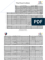 THAI ROYAL ANTHEM - Full Score