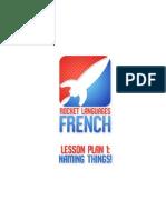 Lesson Plan 01