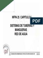 7. NFPA 20 Y 25. Manual y Pruebas