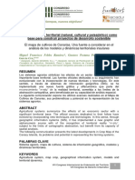 El mapa de cultivos de Canarias. Una fuente a considerar en el análisis de los modelos y dinámicas territoriales insulares (Ponencia en el VIII Congreso Internacional de Ordenación del Territorio. Fuerteventura. 2015)