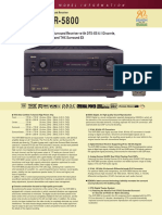 Denon AVR5800_ownersmanual