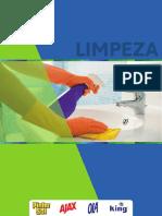 Catálogo 2018 Limpeza Web
