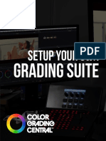 How to Set up Own Grading Suite