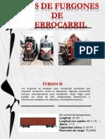 Tipo de Furgones de Ferrocarril