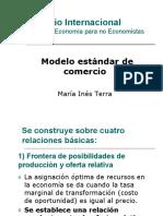 Modelo Estandar de Comercio Internacional