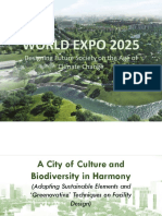 City of Culture and Biodiversity