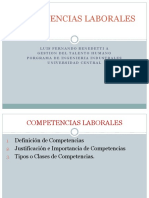 COMPTENCIAS LABORALES