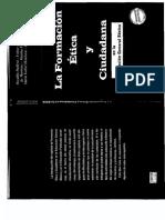 17- Obiols - Enfoques, Inserción Curricular y Metodología Para La Educación Etica y Ciudadana