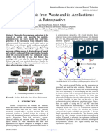 Zeolite Synthesis from Waste and its Applications