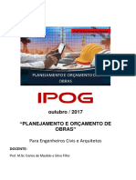 CAP Planejamento e Or+ºamento de Obras V2017.docx