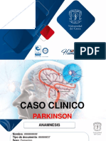 Caso Clinico Parkinson