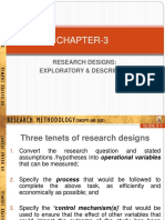 Ch.3 - Research Designs