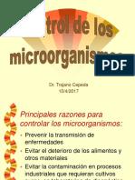 Control de Bacterias Pulido