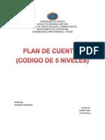 Plan de Cuenta