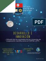 Desarrollo e Innovación Revista Científica Escuela Politécnica Nacional y Centro de Investigación de la FAE