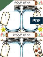 Group Star Reward