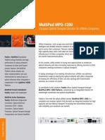 MultiPad Utility Datasheet English (PDS 0712V2.1TBU)