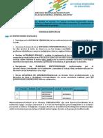 3-Consignas Especificas Supervisores Jornadas Regionales de Educacion 2019 (2)