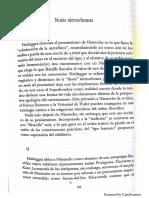 Notas Nietzscheanas Oscar del Barco