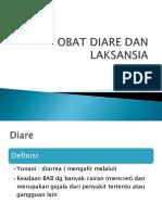 DIARE LAKSANSIA