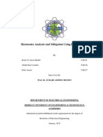 Harmonics Analysis and Mitigation Using Passive Filters .pdf