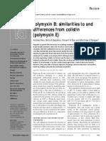 Jurnal Farmakokinetik Dan Farmakodinamik Polimiksin b